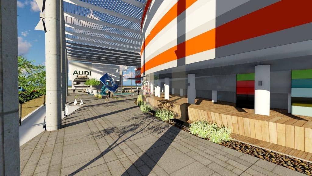 תכנון מרחבים ציבוריים